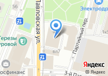 Компания «ИЭУСП» на карте