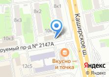 Компания «Ника-Бон» на карте