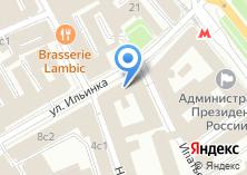 Компания «РГАНИ» на карте