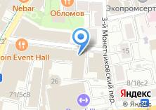 Компания «БСЦ МСК» на карте