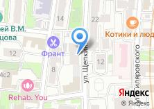 Компания «Президент-Сервис» на карте