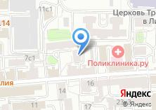 Компания «Центральная коллегия адвокатов» на карте