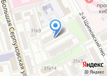 Компания «VseMayki.ru» на карте
