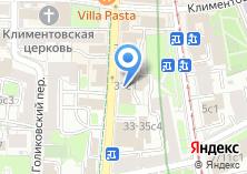 Компания «Центромебель» на карте