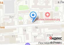 Компания «Комбинова Теплотехника» на карте