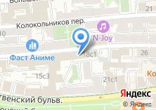 Компания «Печатников-16» на карте