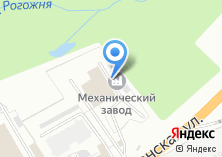Компания «Талнахский механический завод» на карте