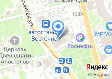 Компания «Магазин бижутерии и чулочно-носочных изделий» на карте