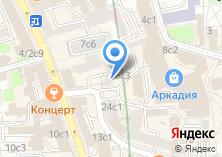 Компания «РУТС-2000» на карте