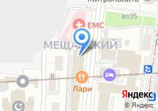 Компания «Русские Башни» на карте
