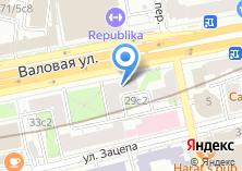 Компания «AVAT» на карте