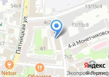 Компания «Иронбанк» на карте