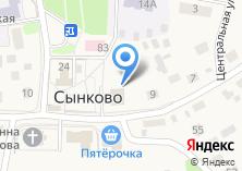 Компания «Управляющая компания Лаговское» на карте