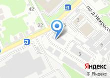 Компания «Калинов Луг» на карте