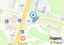 Компания «Такт» на карте