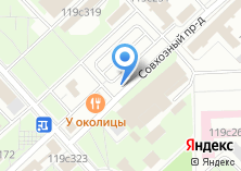 Компания «Рэй Консалтинг» на карте