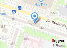 Компания «ОкнаМакс» на карте