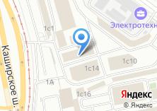 Компания «Магазин строительных инструментов и лакокрасочных материалов» на карте