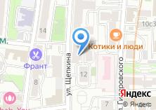 Компания «Центр гештальт-терапии Надежды Лубяницкой» на карте
