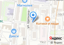 Компания «Бюро регистрации несчастных случаев ГУ МВД России по г. Москве» на карте