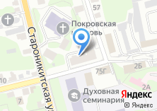Компания «Техснаб» на карте