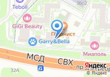 Компания «Svarka-luxe» на карте