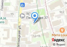 Компания «Московская Академия Сальсы» на карте