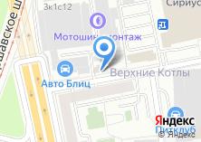 Компания «ВАЗ» на карте