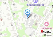 Компания «Современные отделочные материалы» на карте
