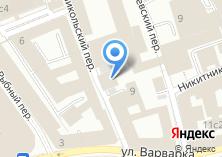 Компания «Храм Святителя Николая Красный Звон» на карте