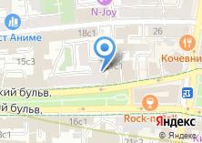 Компания «Галерея Елены Врублевской» на карте