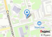 Компания «СтройИнвестПроект» на карте