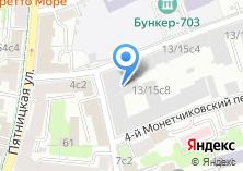 Компания «Любимые с детства сеть кондитерских магазинов» на карте
