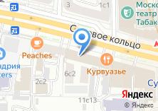 Компания «МосГорРитуал» на карте