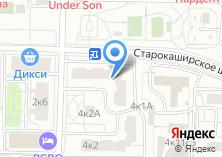 Компания «Проф-Макет» на карте