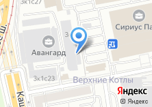Компания «СИТУР» на карте