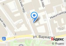 Компания «Федеральное агентство по управлению государственным имуществом РФ» на карте