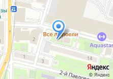 Компания «Инженерная служба Даниловского района» на карте