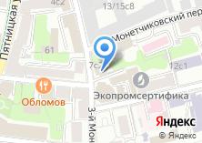 Компания «Iton» на карте