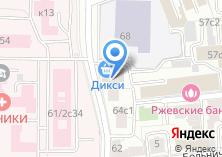 Компания «МИРОНИДИ» на карте