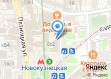 Компания «РЕГОТДЕЛ» на карте