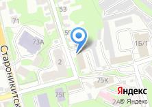 Компания «РВД-Сервис» на карте