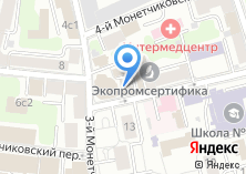 Компания «ЦКБ-Недвижимость» на карте