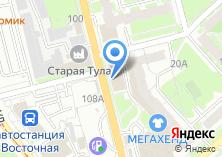 Компания «Ремикс» на карте