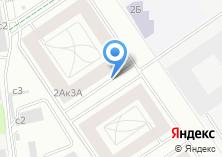 Компания «Evas-Auto» на карте