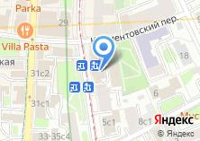Компания «Ткани.it» на карте