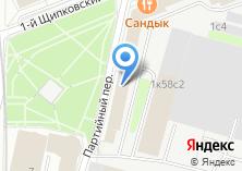 Компания «ПАНЧЕР» на карте