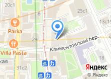Компания «Джобс» на карте