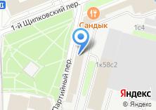 Компания «ТОРГОВЫЙ ДОМ ОЛВИ - ОЛВИ» на карте