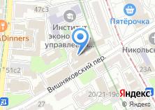 Компания «Отечественный катализатор» на карте